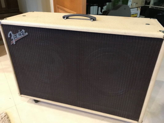 Pantalla Fender Supersonic 2x12