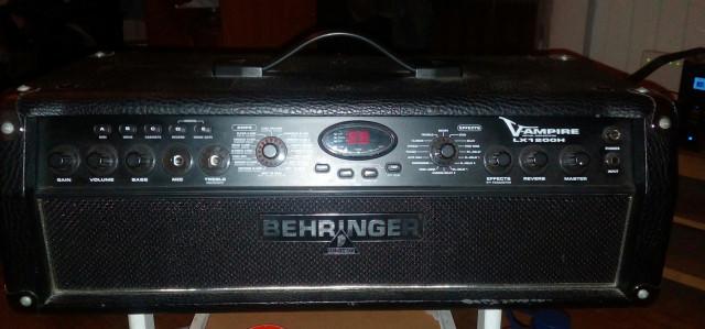 Behringer V Ampire LX 1200H
