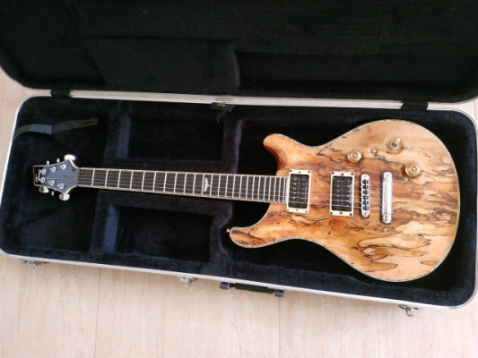 Fame Forum Custom Spalted Maple (acepto cambios indicados)