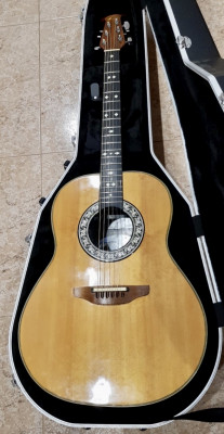 Guitarra electroacústica Ovation Made in USA