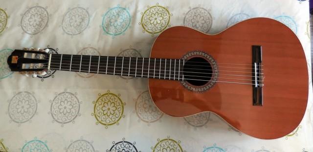 Guitarra Alhambra modelo 2 C