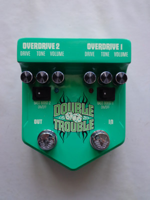 RESERVADO/ Cambio Visual Sound Double Trouble.