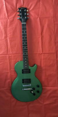 Gibson The Paul Deluxe Firebrand 1980 Emerald Green