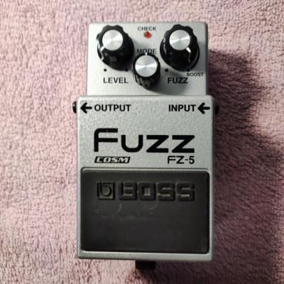 Fuzz FZ-5 de Boss