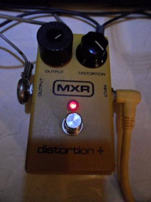 MXR - DISTORTION+ (VENDIDO)