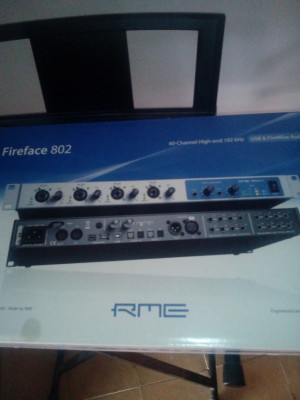 FIREFACE RME 802