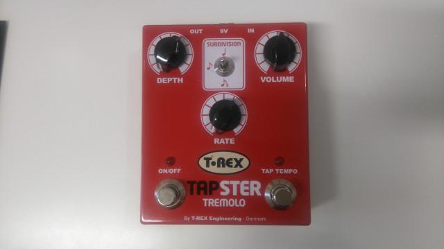 CAMBIO/Tremolo T Rex TAPSTER