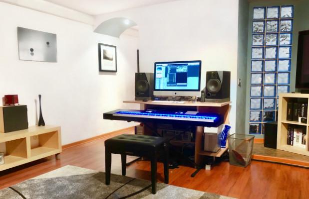 Clases de Piano y Producción Musical