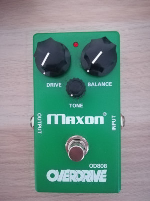 Maxon Overdrive OD-808