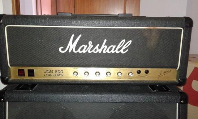 Marshall Jcm 800 (2203) 1988