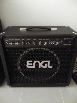 ENGL Gigmaster EN300 112 + Celestion Alinco Cream