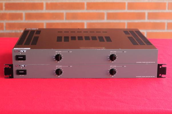 Sony SRP-P50 Power Amp