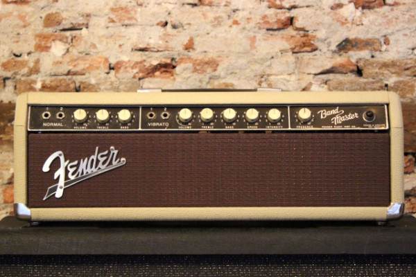 Fender Bandmaster Head (1962)