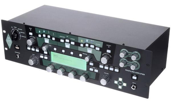 Kemper PowerRack 600w + pedalera + pack amplis + flight case Thon.