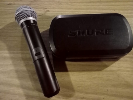 Microfono Inalámbrico SHURE PG58