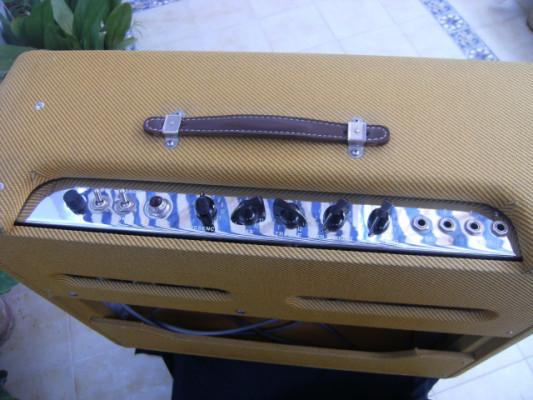 VENDO FENDER TWIN AMP 57 !!!!