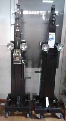 Torres de soporte para iluminación o sonido Guild