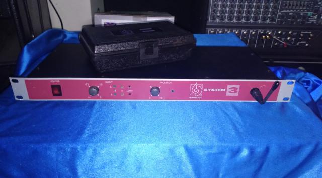 In Ear monitor Garwood System 3 ( o cambio)-(rebajado)