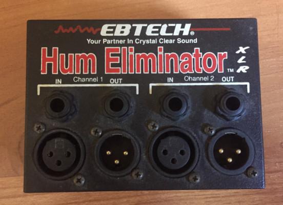 EBTCH Hum, HE-2-XLR Dual Channel