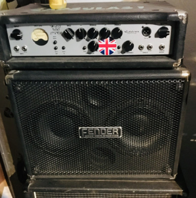 ashdown 300w & 2x8 fender bass