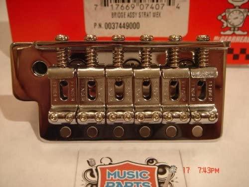 Tremolo Stratocaster Mexico y clavijas