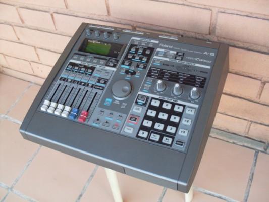 Roland digital multiaudio station A6
