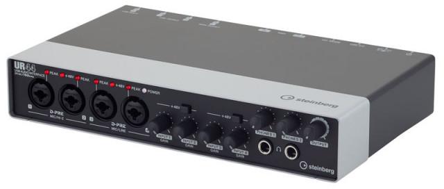 Interfaz de audio USB Steinberg UR44