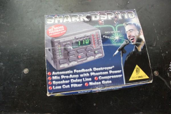 Vendo SHARK DSP110 sin uso (pero sin alimentador)