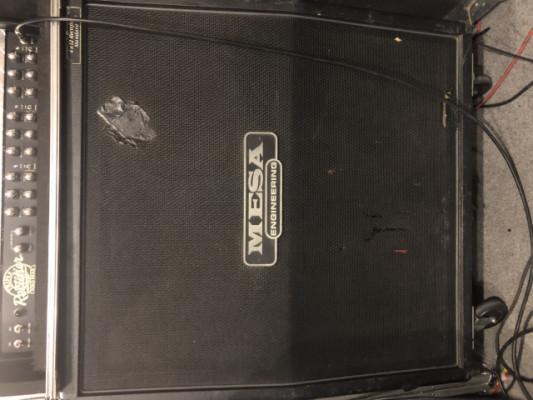 Pantalla Mesa Boogie 4x12 rectifier angulada