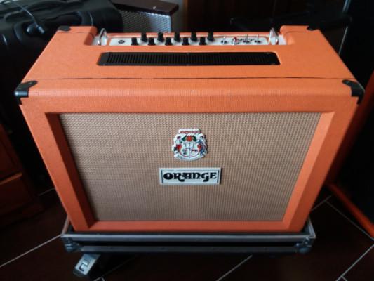 Orange Ad30 twin 2x12 + flightcase