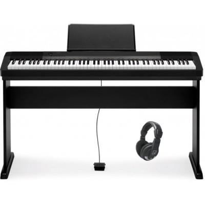 Kit piano digital Casio CDP-130 Black - Nuevo con factura