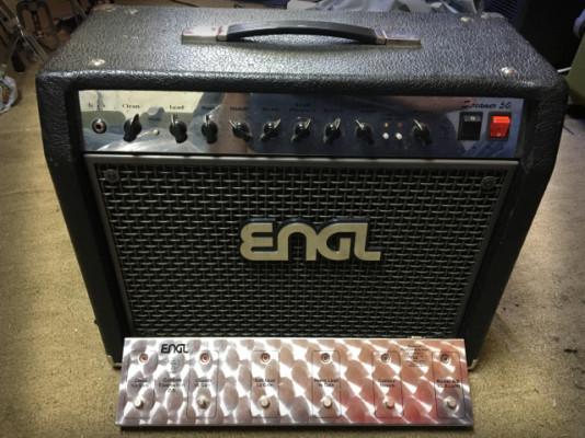 ENGL Screamer 50 E-330 y pedalera Z5