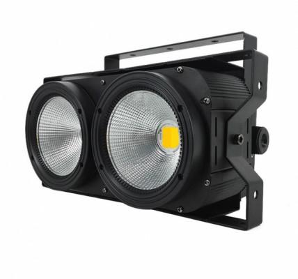 Cegadoras LED 2X100W  Blanco frío y cálido