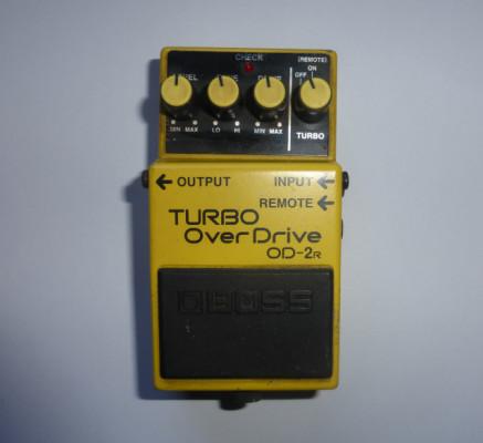 Boss Overdrive Turbo OD-2R