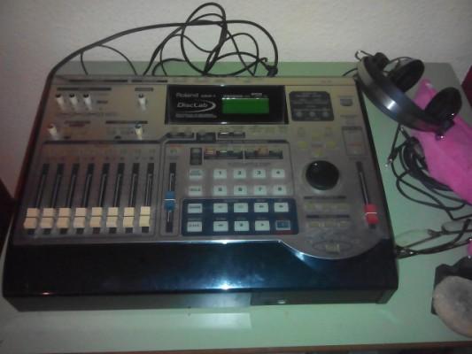 Vendo o Cambio Estudio grabación Roland