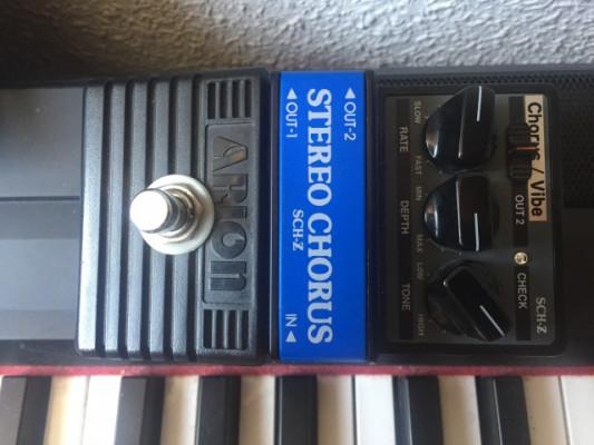 Vendo Chorus. Arion Stereo Chorus SCH-Z. EWS