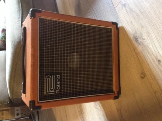 Amplificador Vintage Roland Cube 60
