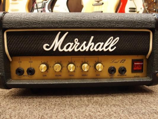 CABEZAL MARSHALL LEAD 12