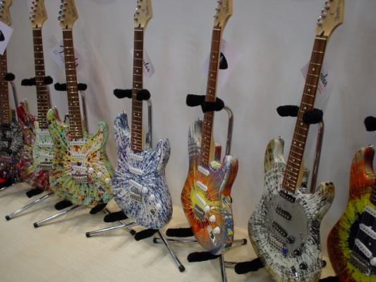 Fender Splattercaster FSR Edc. Limitada MIM 2003