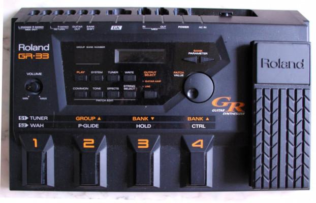 Roland GR33 + Pastilla GK 2 + Cable + Kit de instalacion Reservado