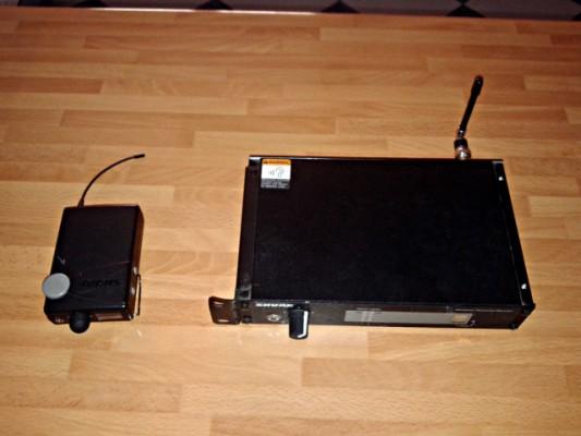 Sistema in-ear Shure PSM 400