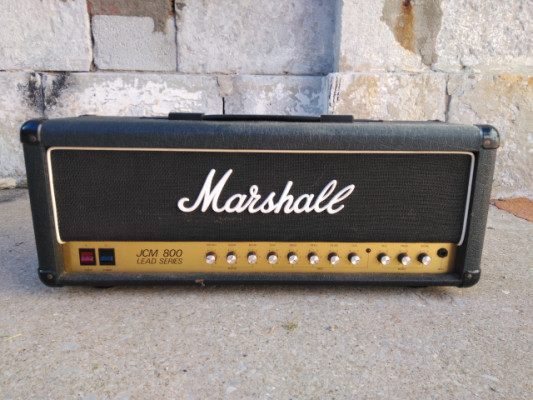Marshall JCM800 modelo 2210 100W