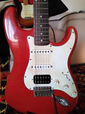 Haar Stratocaster configuración SSH