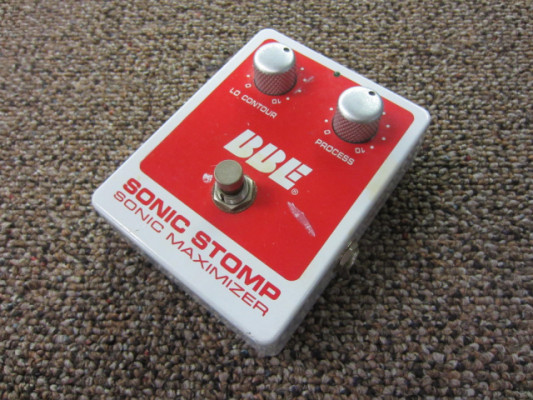 Pedal BBE Sonic Maximizer