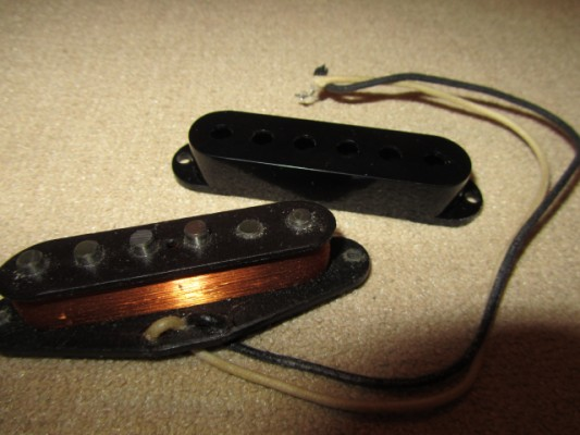 Seymour Duncan SSL1 Vintage Staggered (RESERVADA)