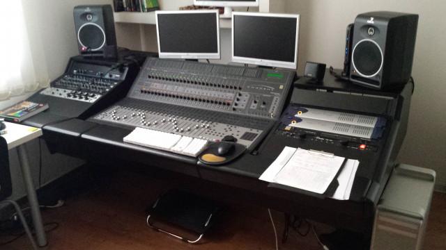 Estudio CONTROL 24 - ProTools HD2