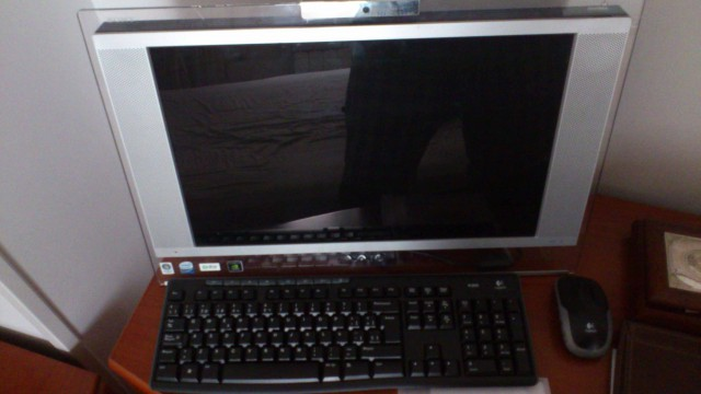 sony vaio all in one