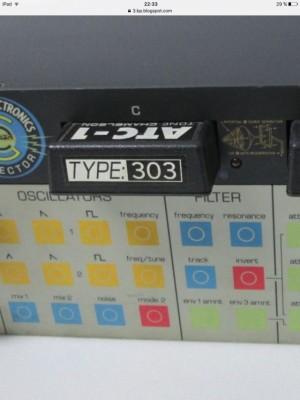 TB303 Filtro para Studio electronics ATC-1
