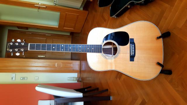 Vendo guitarra acústica Martín D35 como nueva