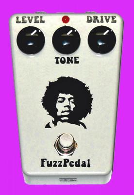 Pedal PLEXI (sonido fuzz overdrive Marshall Plexi)